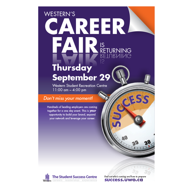 Career Fair, Western University