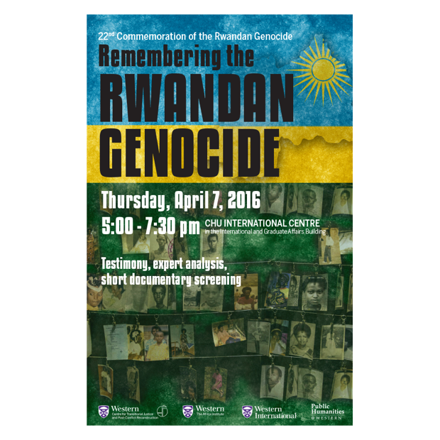 Remembering the Rwandan Genocide