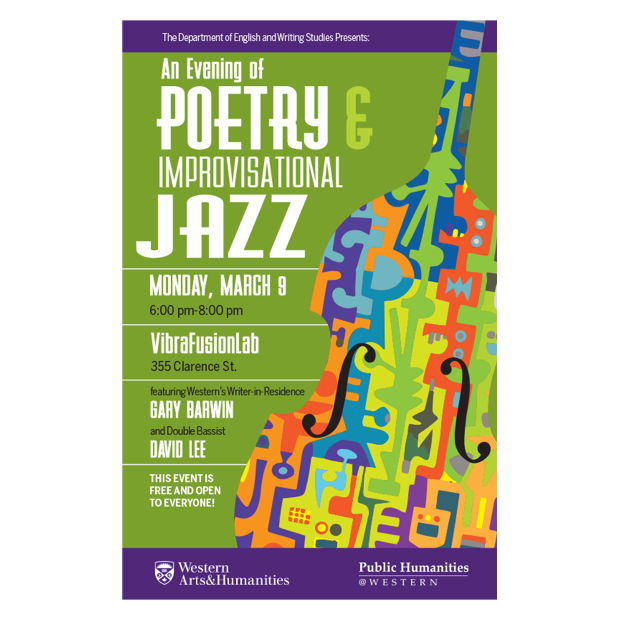 Poetry and Improvisational Jazz